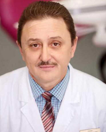 ГЛУХИХ ВИКТОР ИННОКЕНТЬЕВИЧ клиника Дантист стоматология Тверь