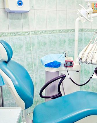 Интерьер стоматологической клиники в Твери