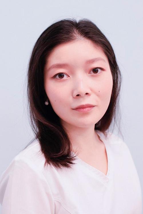 Нгуен Инга Стоматолог Тверь клиника Дантист