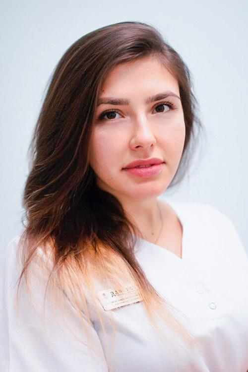 Титова Анастасия Константиновна Стоматолог Тверь клиника Дантист